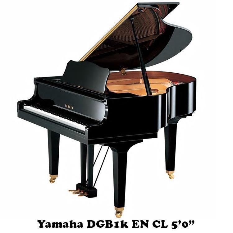 "DGB1K EN CL 5'0"" Yamaha Baby Grand Player Piano"