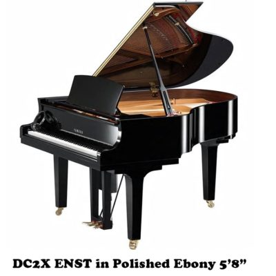 """Yamaha DC2X ENST 5'8"""" Baby Grand Player Piano"""