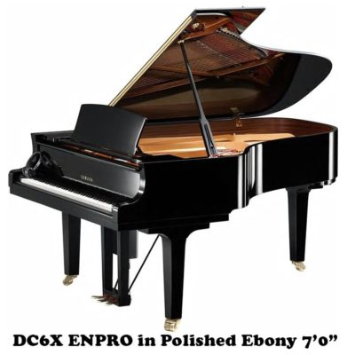 """DC6X ENPRO YAmaha Grand Piano with Disklavier Player System.7'0"""""""