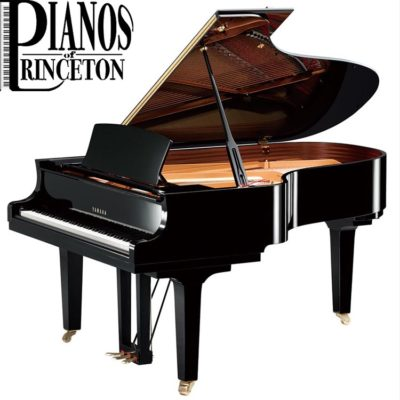 yamaha c5x grand piano 6'5""