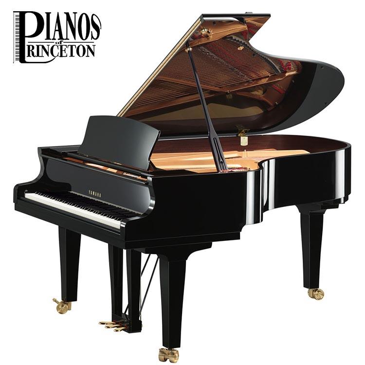 """yamaha s5x 6'7"""" premium grand piano"""