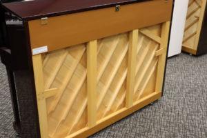 Yamaha B2 Piano Sound Board, Ribs and Back Posts