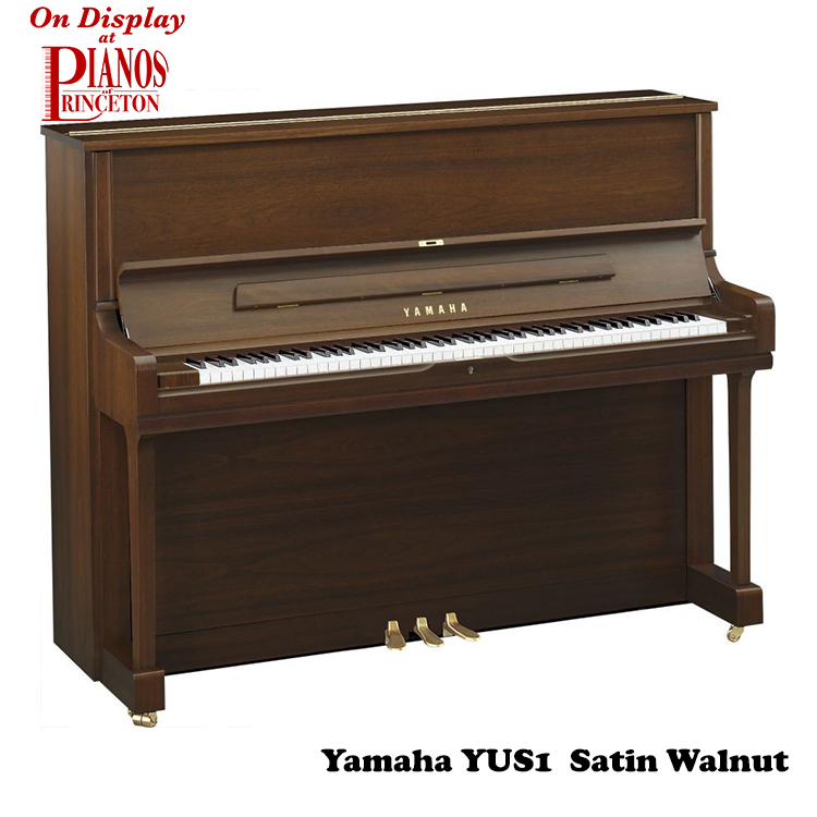 yamaha yus1 in satin walnut for sale at pianos of princeton
