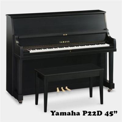 Yamaha P22d Studio Piano